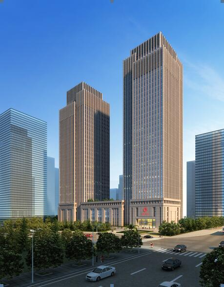 34层框筒结构办公楼沉降观测专项方案