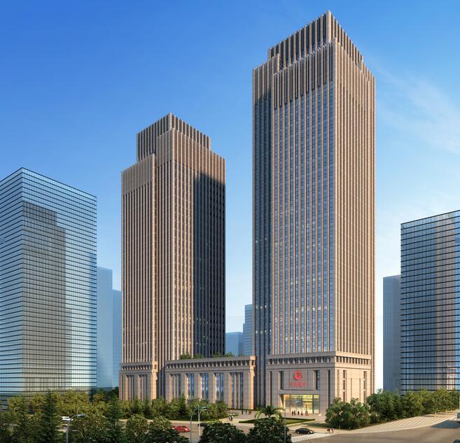 超高层办公楼外墙砌体工程施工方案