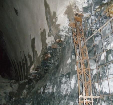 山岭隧道施工技术管理及质量安全控制