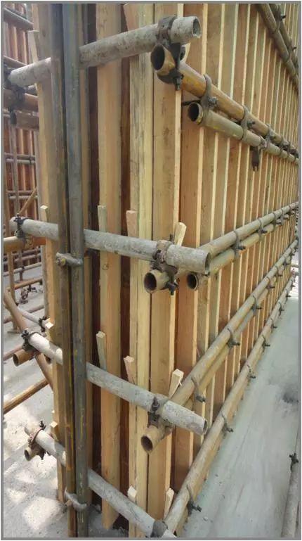 模板工程施工质量标准化图册,高清大图!_11