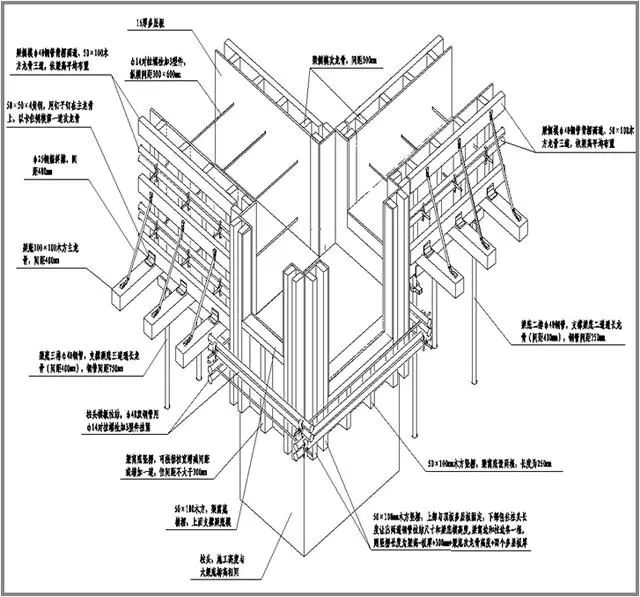 模板工程施工质量标准化图册,高清大图!_22