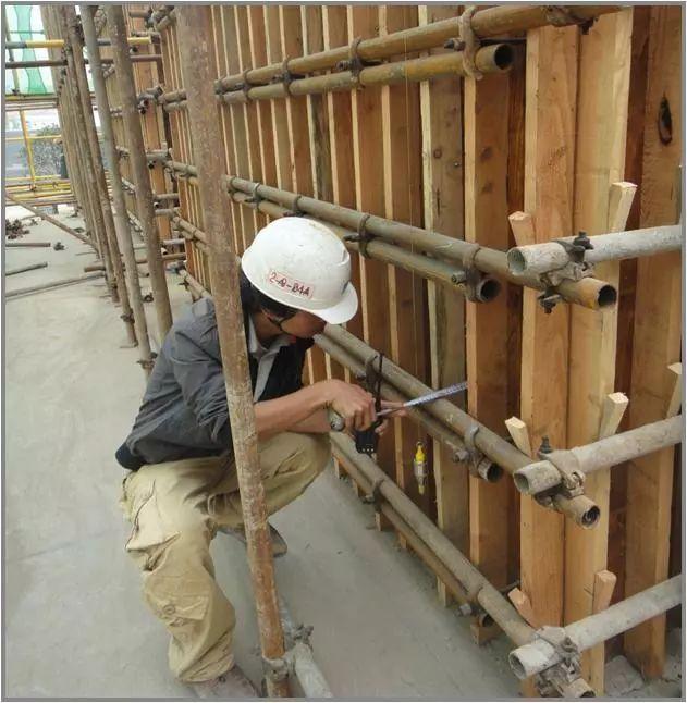 模板工程施工质量标准化图册,高清大图!_34