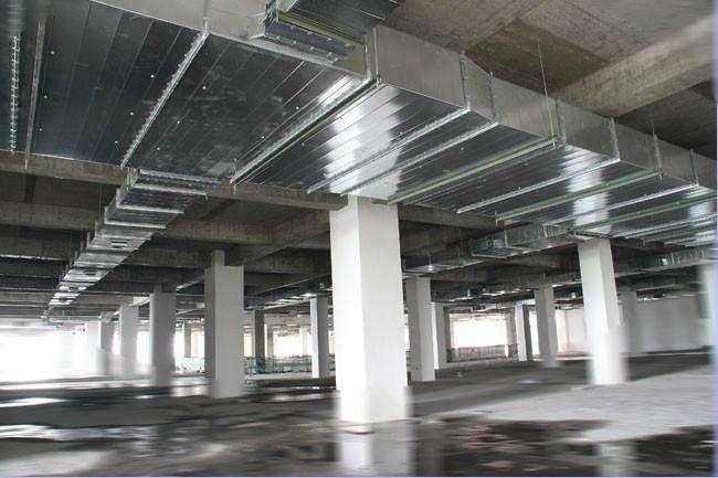 通风空调工程施工组织设计(69页)_1