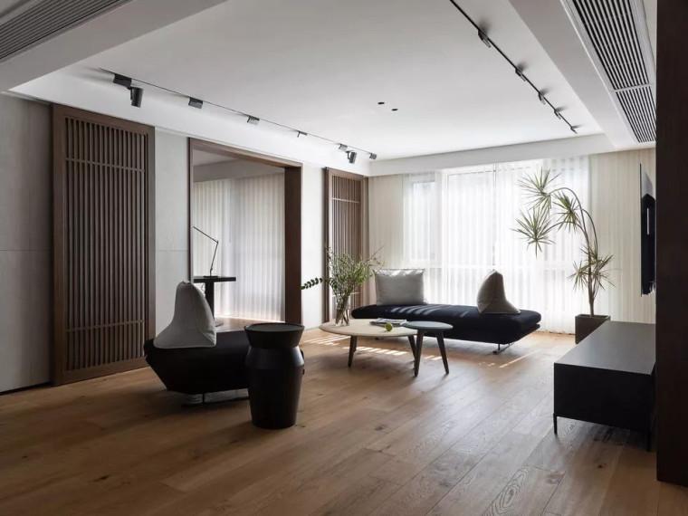 杭州现代日式风的住宅