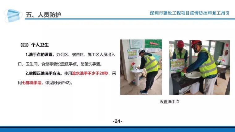 建设工程项目疫情防控和复工指引!资料下载_18