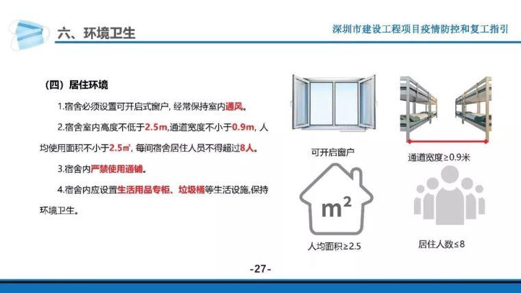 建设工程项目疫情防控和复工指引!资料下载_21