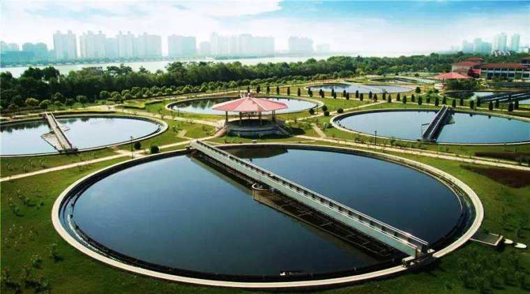 污水处理厂毕业设计(带计算书)