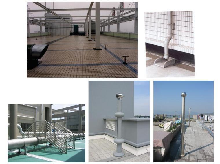 框筒结构办公楼质量创优策划