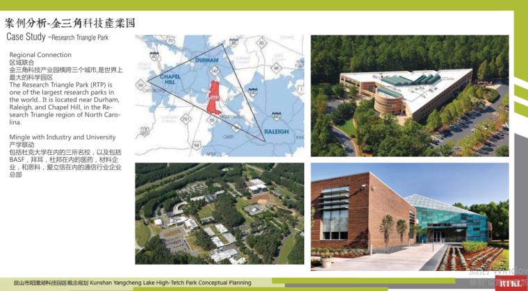 3-阳澄湖科技园概念规划-案例分析