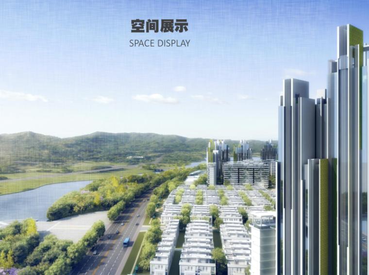 成都天府新区洋房+联排+合院项目投标方案-空间展示4