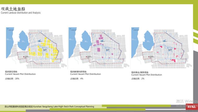 9-阳澄湖科技园概念规划-现状土地盘点