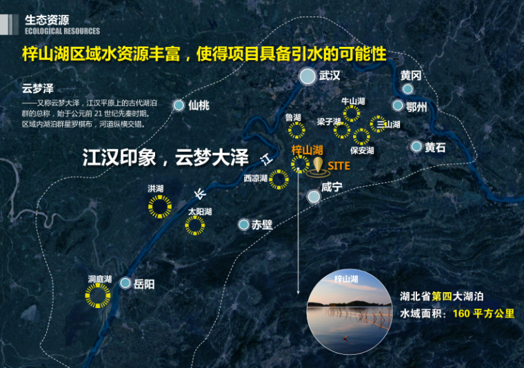 6-绿地梓山湖温泉康养小镇-生态资源