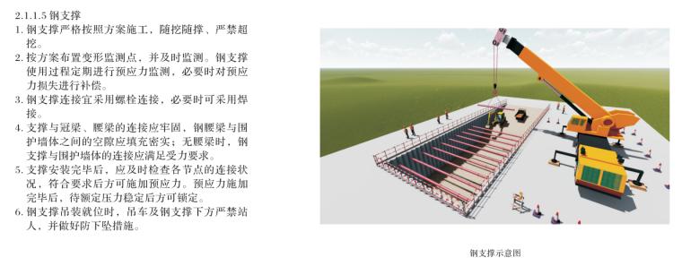 钢支撑安全生产标准化