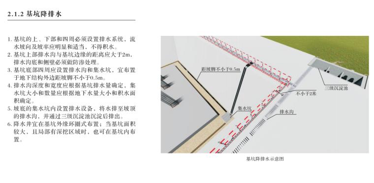 基坑降排水安全生产标准化