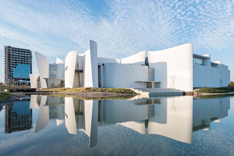 ingenhoven建筑事务所资料下载-巴洛克国际博物馆 / 伊东丰雄建筑事务所