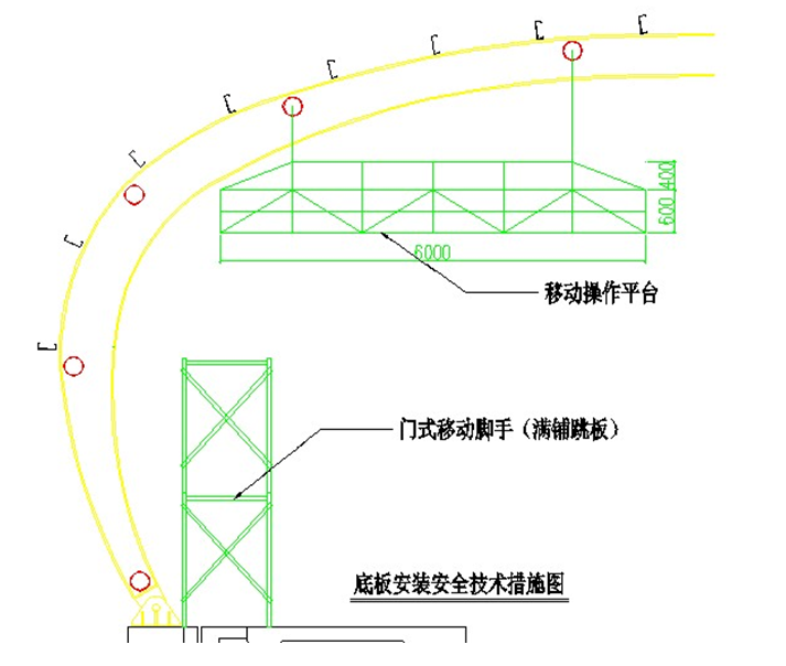 钢结构屋面安装施工方案