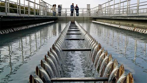厂区内污水处理工程图纸招标文件
