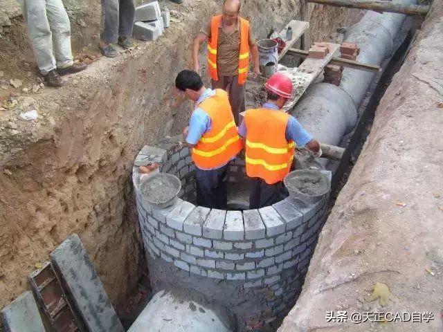 市政给排水管道工程施工的经验_4