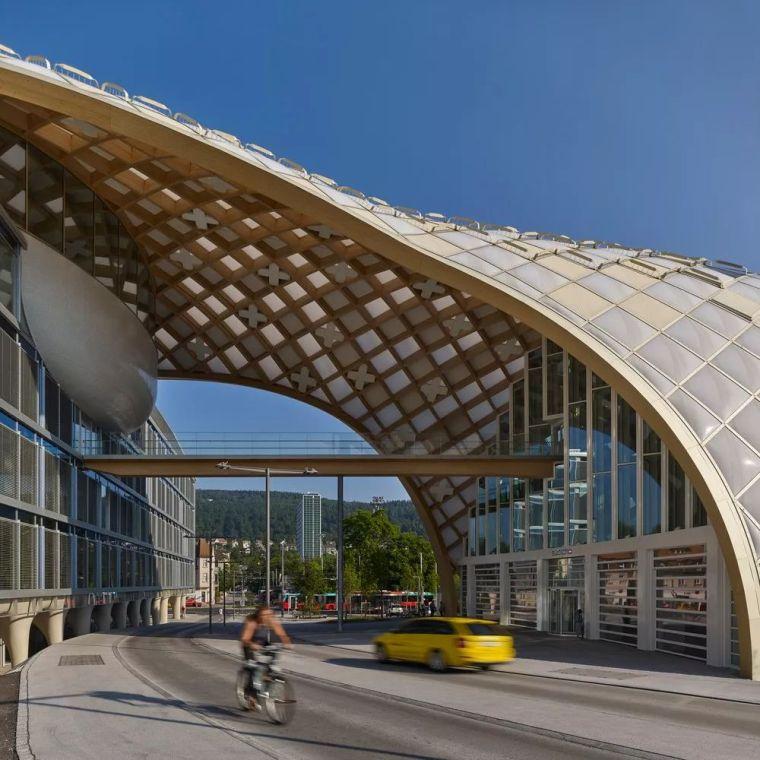 建筑师的环保职责|19座可再生能源公共建筑_4