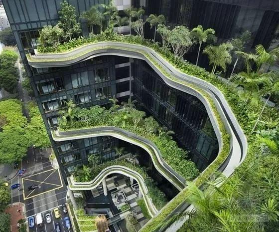 疫情当下,绿色建筑中自然通风如何设计_5