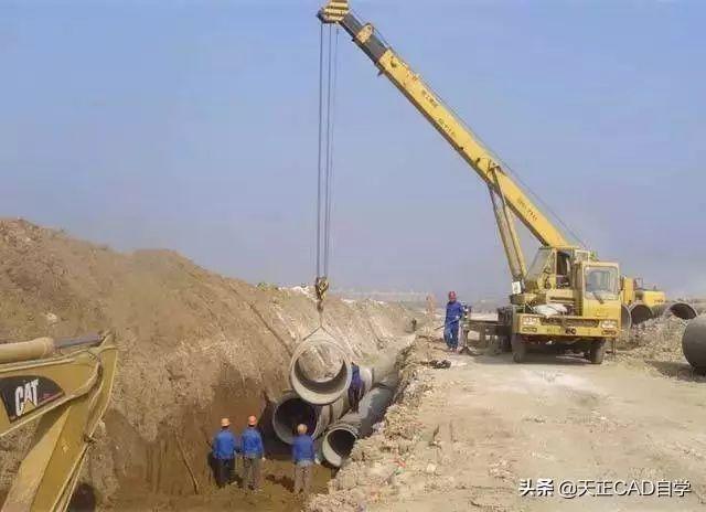 排水管道工程安装图集资料下载-市政给排水管道工程施工的经验