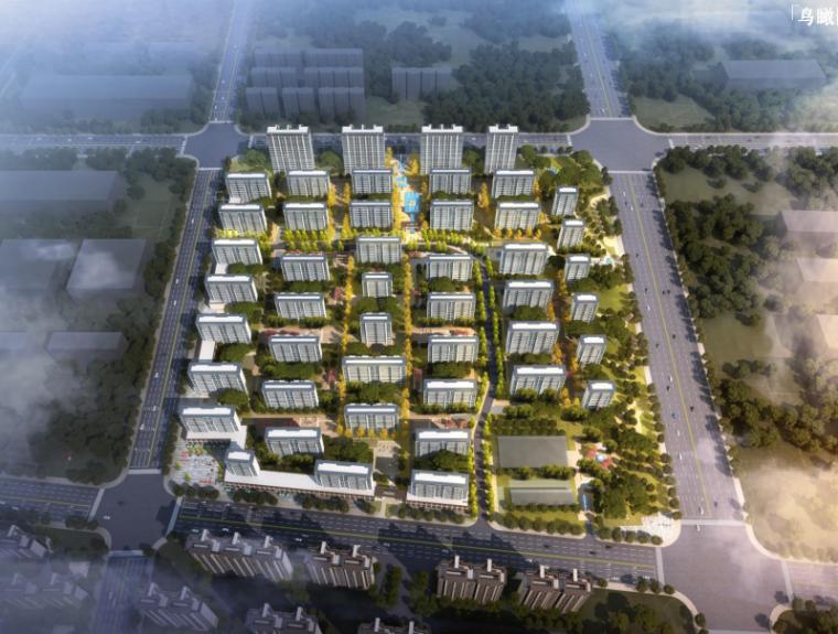青岛胶州洋房+高层住宅项目投标方案文本