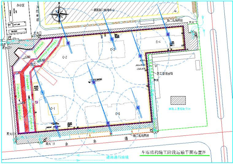 [廊坊]商业综合体项目塔吊基础施工方案