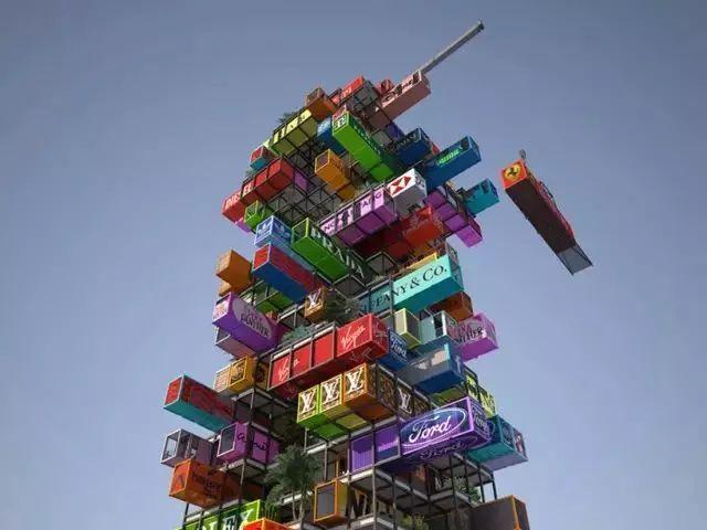 什么是装配式集装箱建筑?