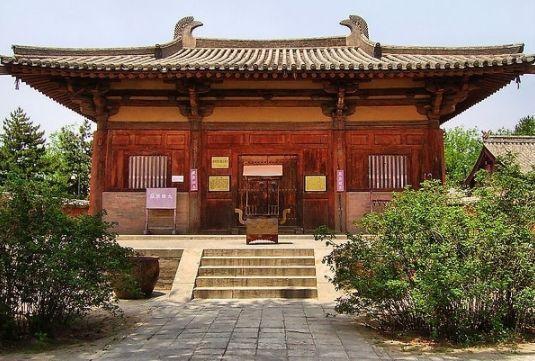 中国现存的木结构古建筑前50座