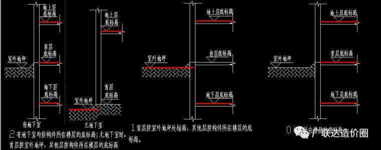 GTJ2018中超高模板的计算方法详解