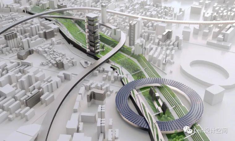 疫情后的韧性概念城市-永恒城市