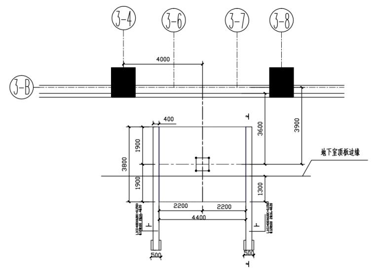 施工电梯基础及附墙施工方案