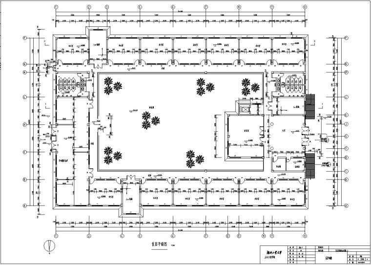 商业办公楼毕业设计(含计算书等)