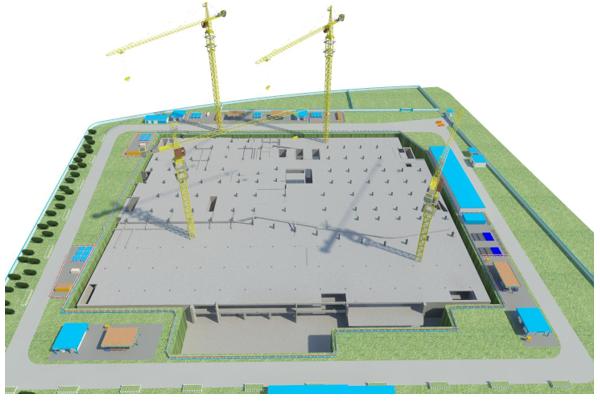 医院新建项目工程施工组织设计(2018)