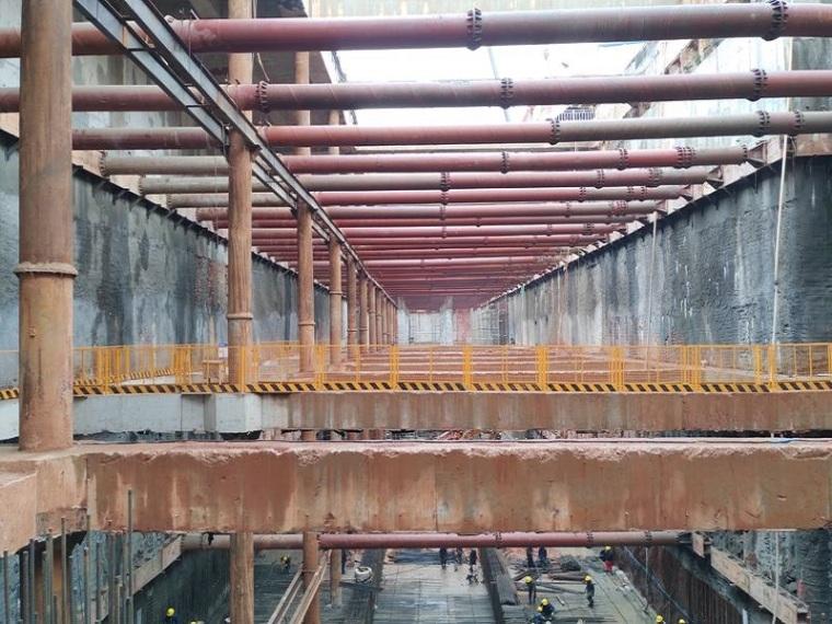 地铁工程深基坑专项施工方案
