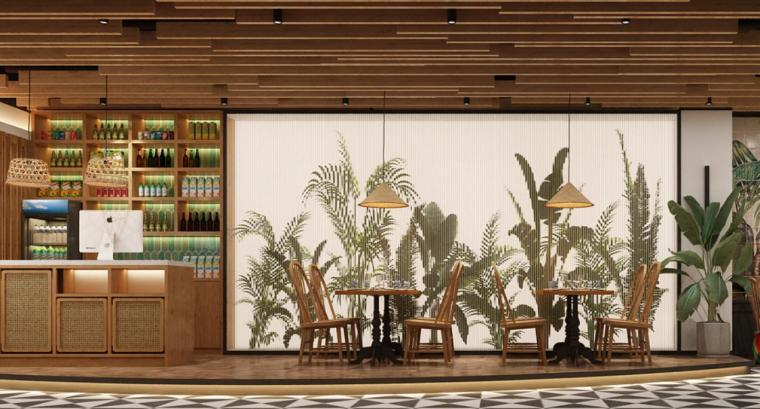 合肥餐厅装修设计需要内外兼修