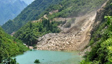 滑坡地质灾害防治项目图纸清单招标文件
