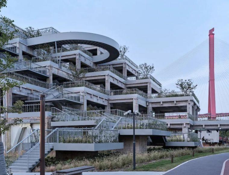 绿之丘,上海杨浦烟草仓改造