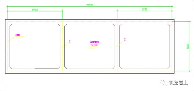常见基坑支护结构图及实景图解说!_25
