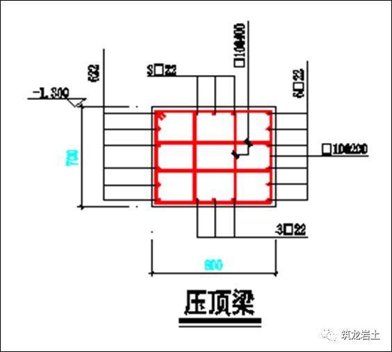 常见基坑支护结构图及实景图解说!_29