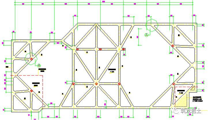 常见基坑支护结构图及实景图解说!_26