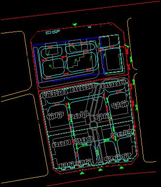 13施工平面布置图