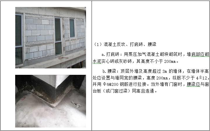 商业住宅楼样板引路专项施工方案