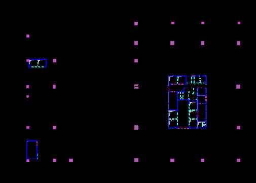 01卸料平台布置图