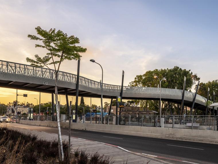 以色列Gdora天桥