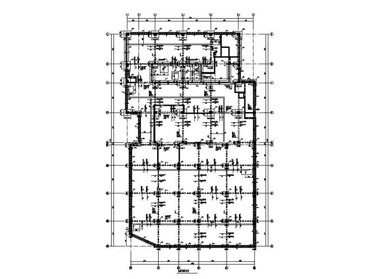 16层框剪教学综合楼改扩建建筑结构施工图