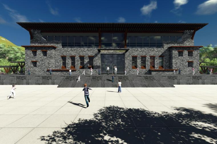 [河南]双槐树乡旅游节点修建性详细规划