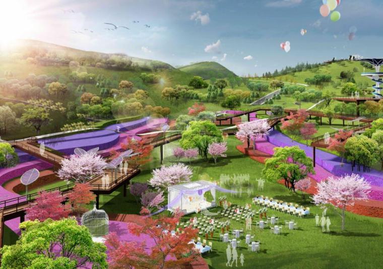 [贵州]国家农业公园景观修建性详细规划