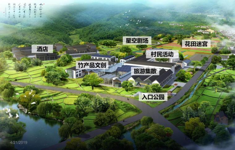 节点设计——村公共服务中心