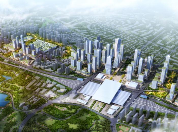深圳北站周边地区城市设计规划方案文本